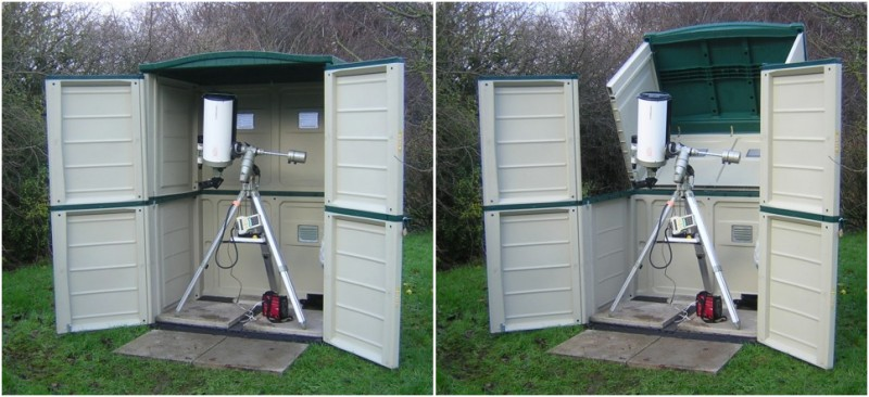 Home Built Astronomy Observatory (page 2) - Pics about space